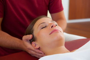 Cranial osteopathy treatment